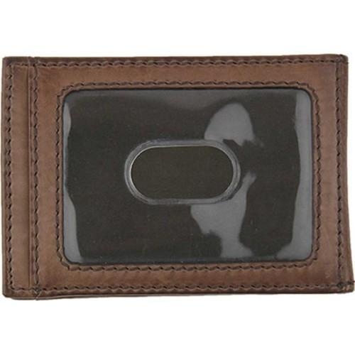 Shop Men s Rawlings Legacy Front Pocket Wallet Brown - Free Shipping ... fcae01225571d