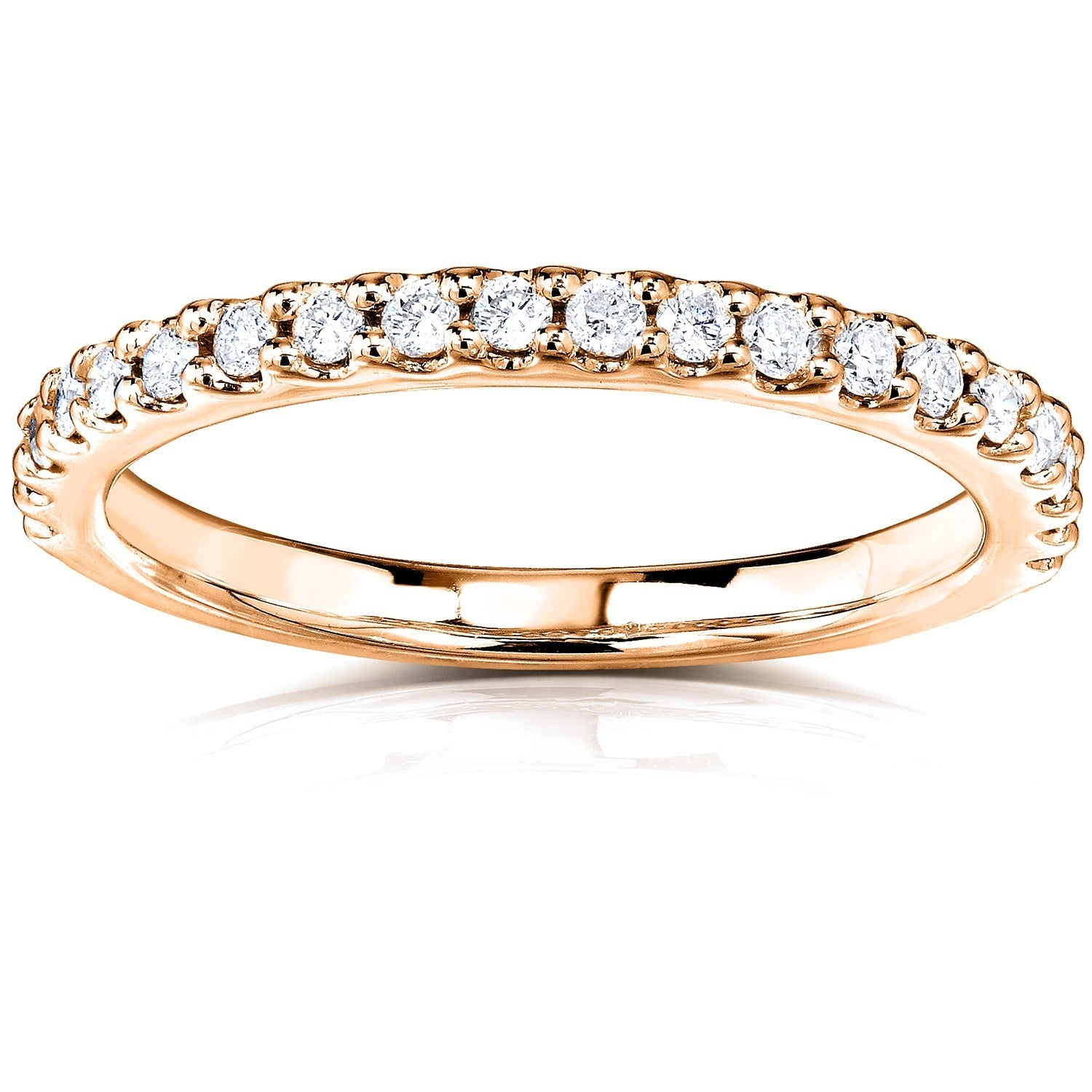 diamond wide gold white fashion jewelry eternity wedding band bands bridal