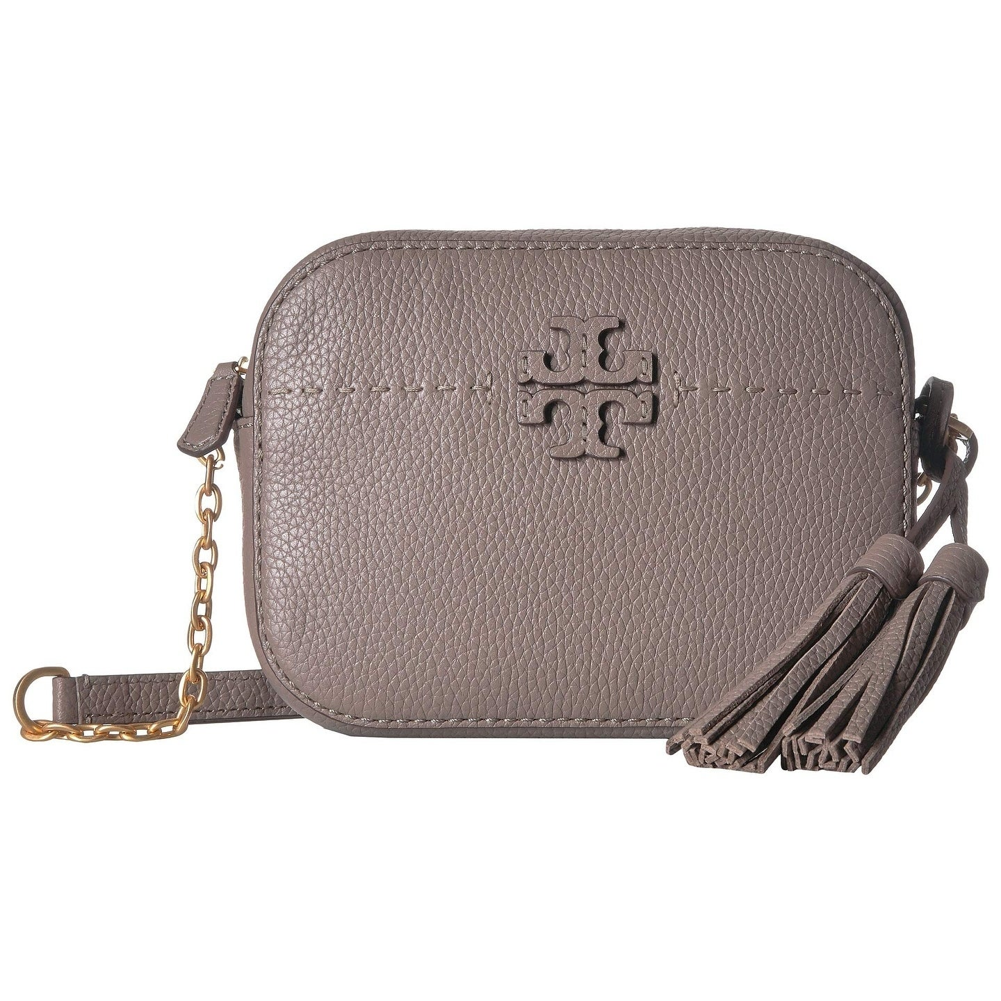 65a4fddbe94 Shop Tory Burch McGraw Camera Bag - On Sale - Free Shipping Today -  Overstock - 25444201