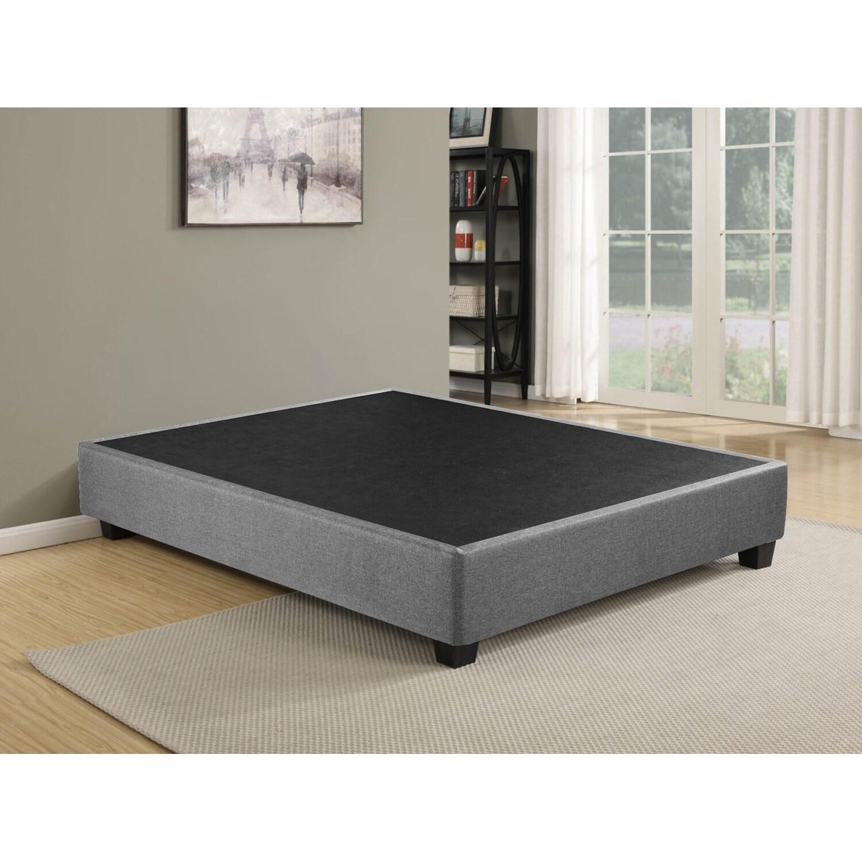 Shop Porch Den Stark Box Springfoundation Platform Bed On Sale
