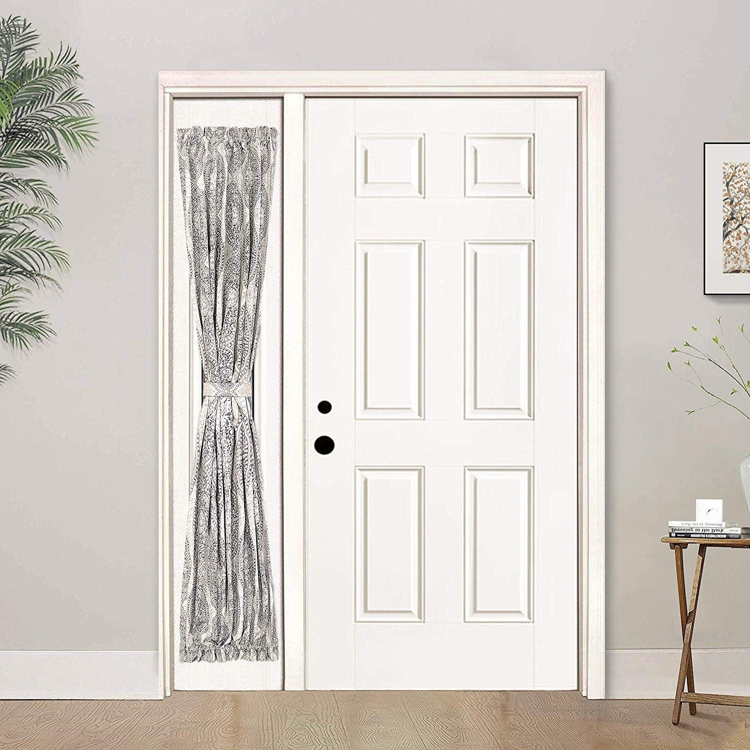 Merveilleux Shop DriftAway Adrianne Rod Pocket Room Darkening Patio French Door Single  Curtain Panel   On Sale   Free Shipping On Orders Over $45   Overstock    25449057