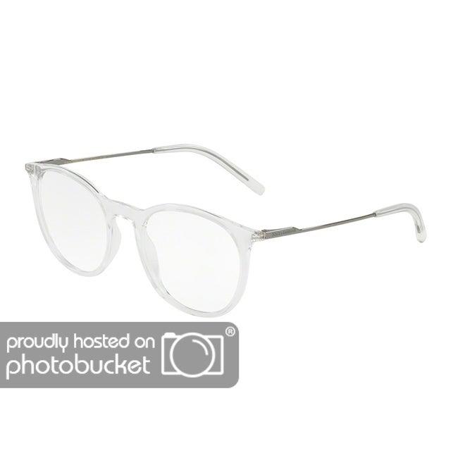 29abb869b7f Shop Dolce   Gabbana DG5031 Men s Crystal Frame Demo Lens Eyeglasses - Free  Shipping Today - Overstock - 25463450