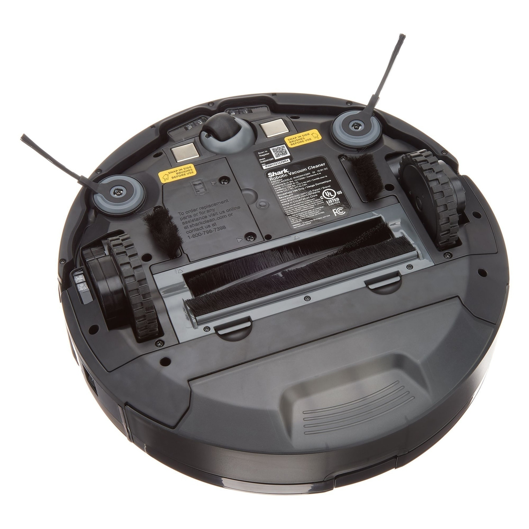 59070e5136bc Shop SHARK ION™ Robot Vacuum Cleaning System S87 with Wi-Fi - Free Shipping  Today - Overstock - 25481167