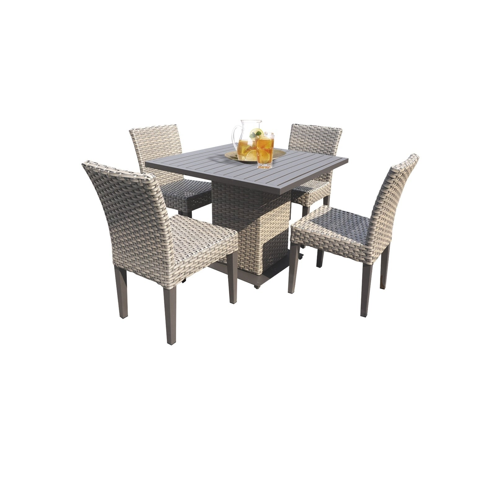 Florence Square Dining Table With 4 Chairs Free Shipping Today 25558426