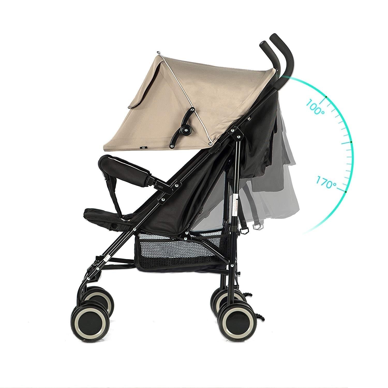 98a76f1383210 Shop Evezo Travis, Lightweight Umbrella stroller - Free Shipping ...