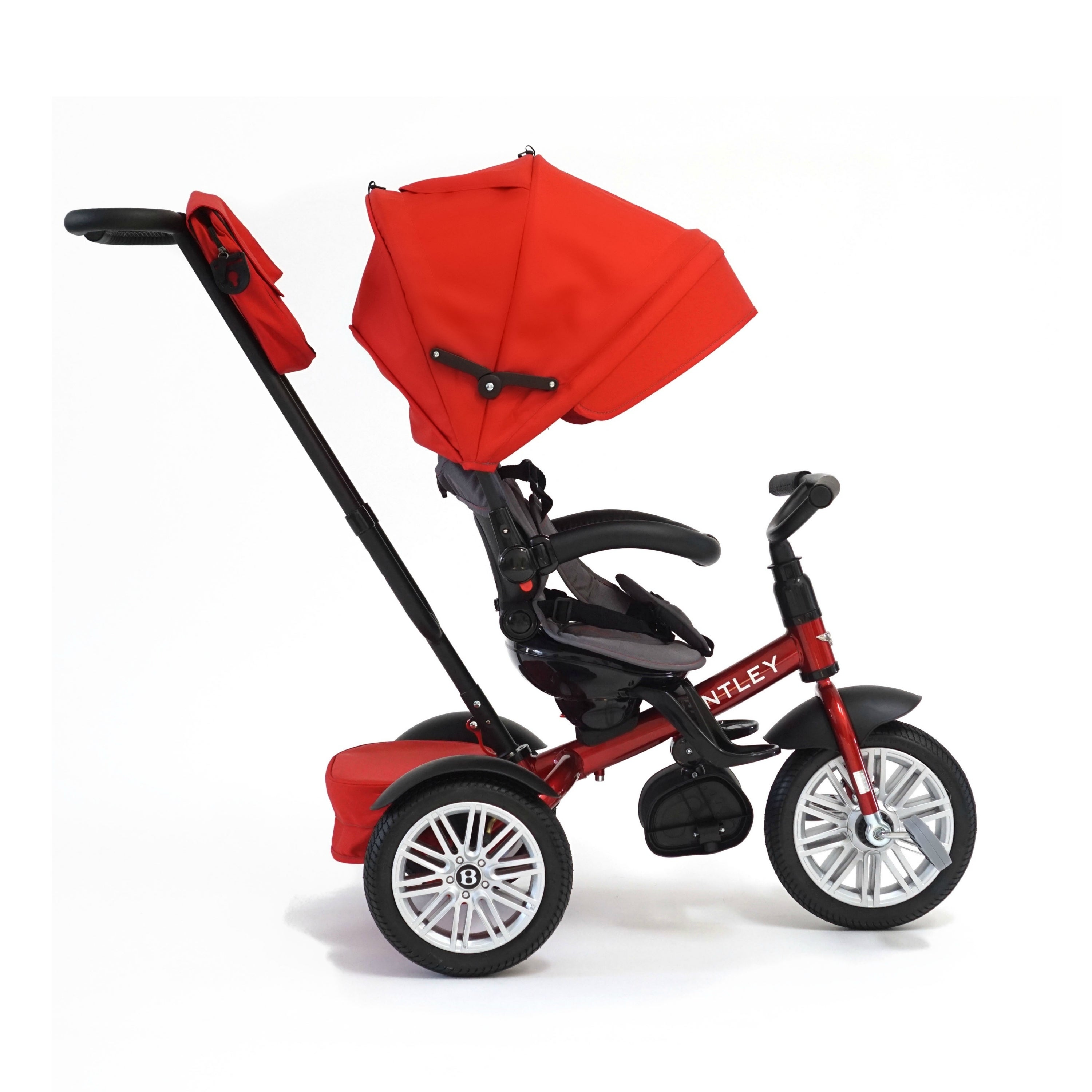 Shop Bentley 6 In 1 Baby Stroller Kids Trike Free Shipping Today