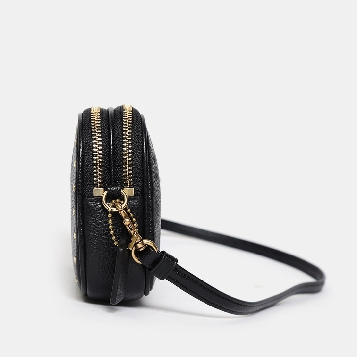 021bb3508ff0 Shop Coach Sadie Crossbody Clutch With Rivets - Free Shipping Today -  Overstock - 25625972