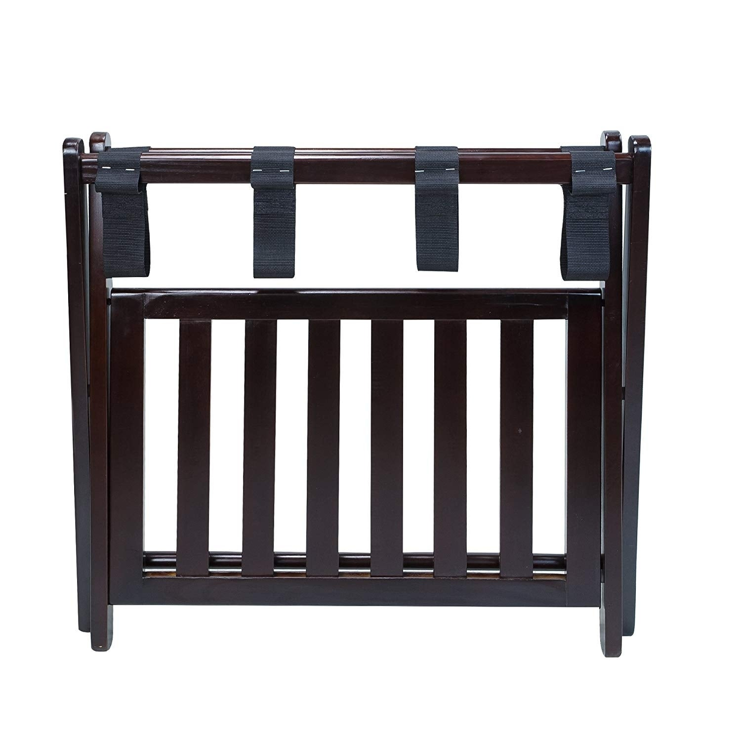 Shop Stony Edge Luggage Rack Suitcase Stand For Guest Room With