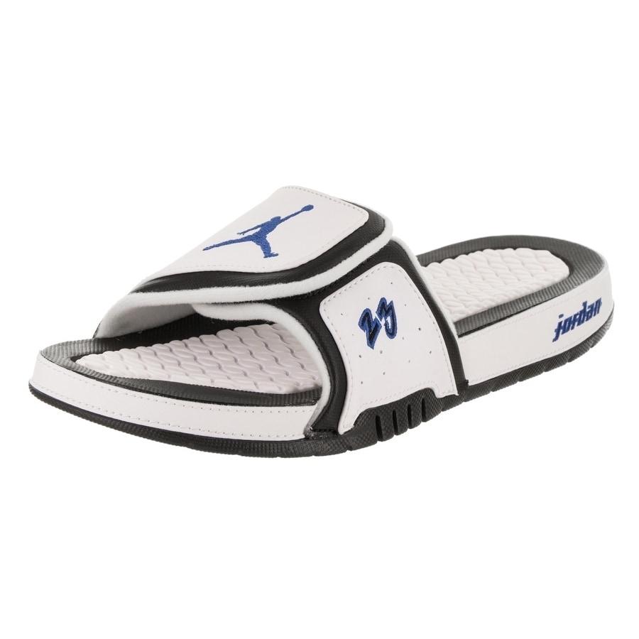 5f1c95081b89 Shop Nike Jordan Men s Hydro X Retro Sandal - Free Shipping Today -  Overstock - 25640284