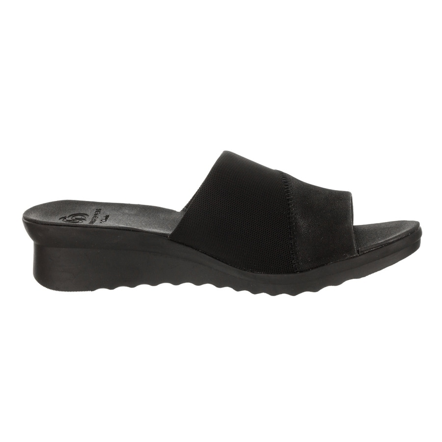 d6d8386209bb Shop Cloudsteppers by Clarks Women s Caddell Ivy Sandal - Free Shipping  Today - Overstock - 25640299