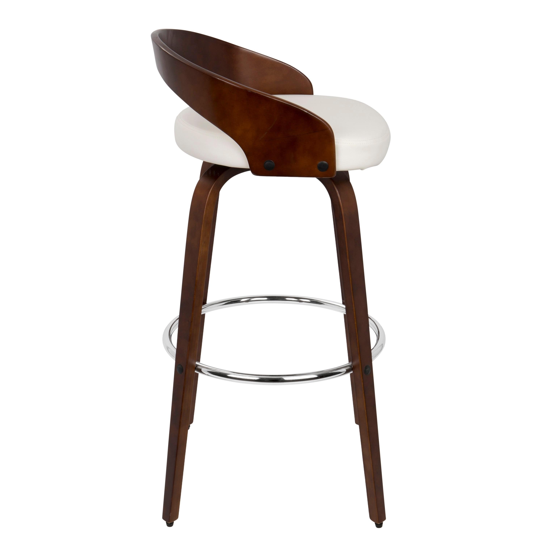 Shop Carson Carrington Stavanger Mid Century Modern Bar Stool (Set Of 2)    On Sale   Free Shipping Today   Overstock   25661062