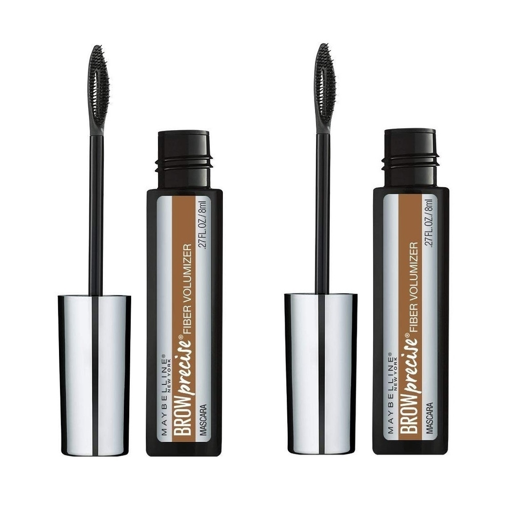 2712f8ad3f3 Shop Maybelline Brow Precise Fiber Volumizer Filling Brow Mascara Blonde  205 - Ships To Canada - Overstock - 25672844