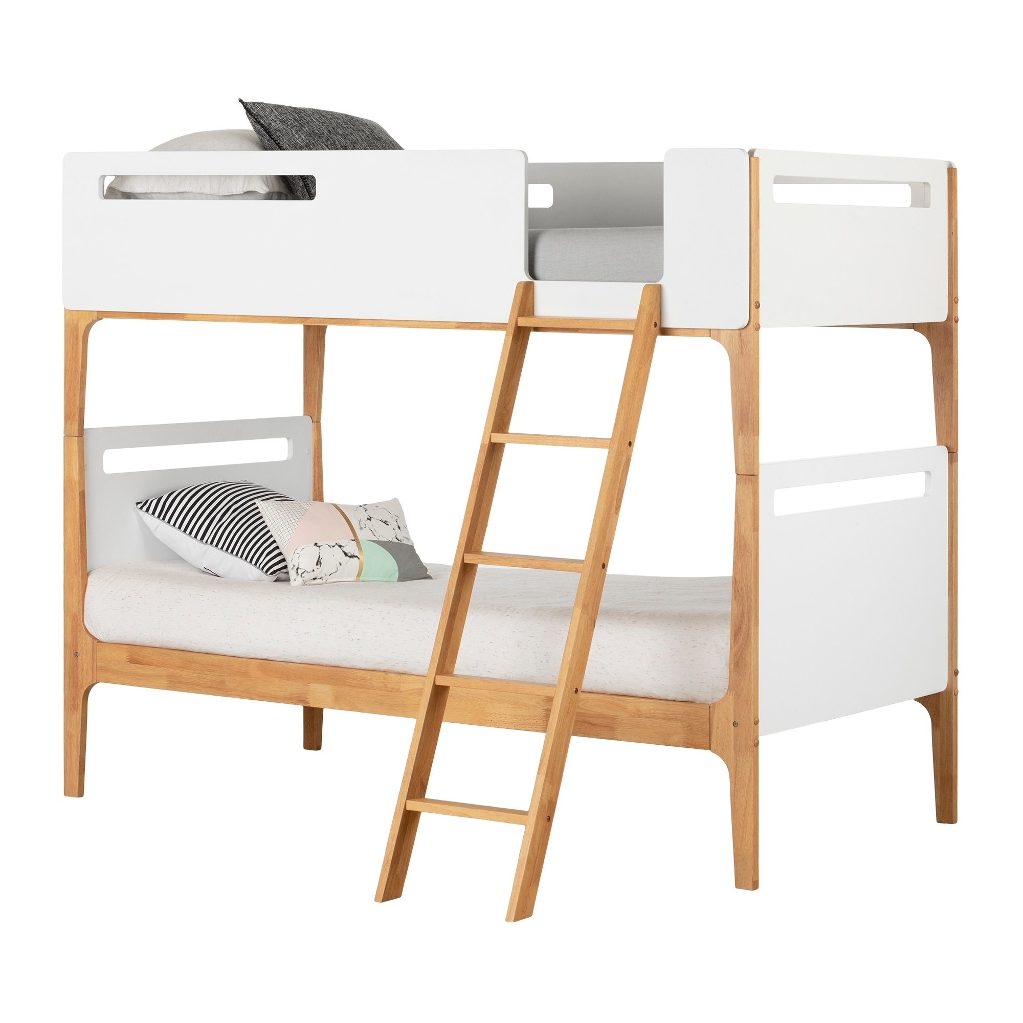 Shop South Shore Bebble Modern Bunk Beds Free Shipping Today