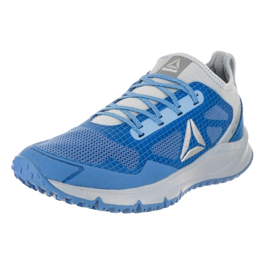 newest collection c9c37 3aa10 Shop Reebok Women s All Terrain Freedom Running Shoe - Free Shipping Today  - Overstock - 25761863