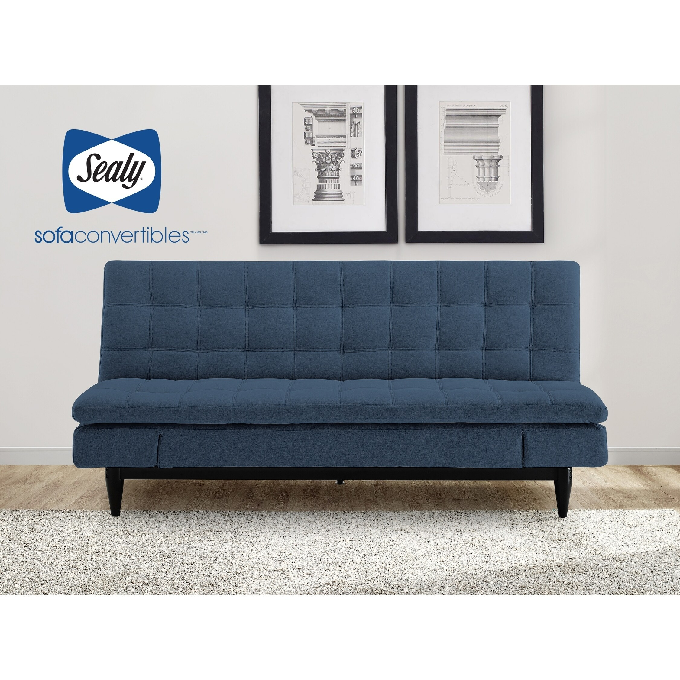 Montreal sofa convertible by sealy
