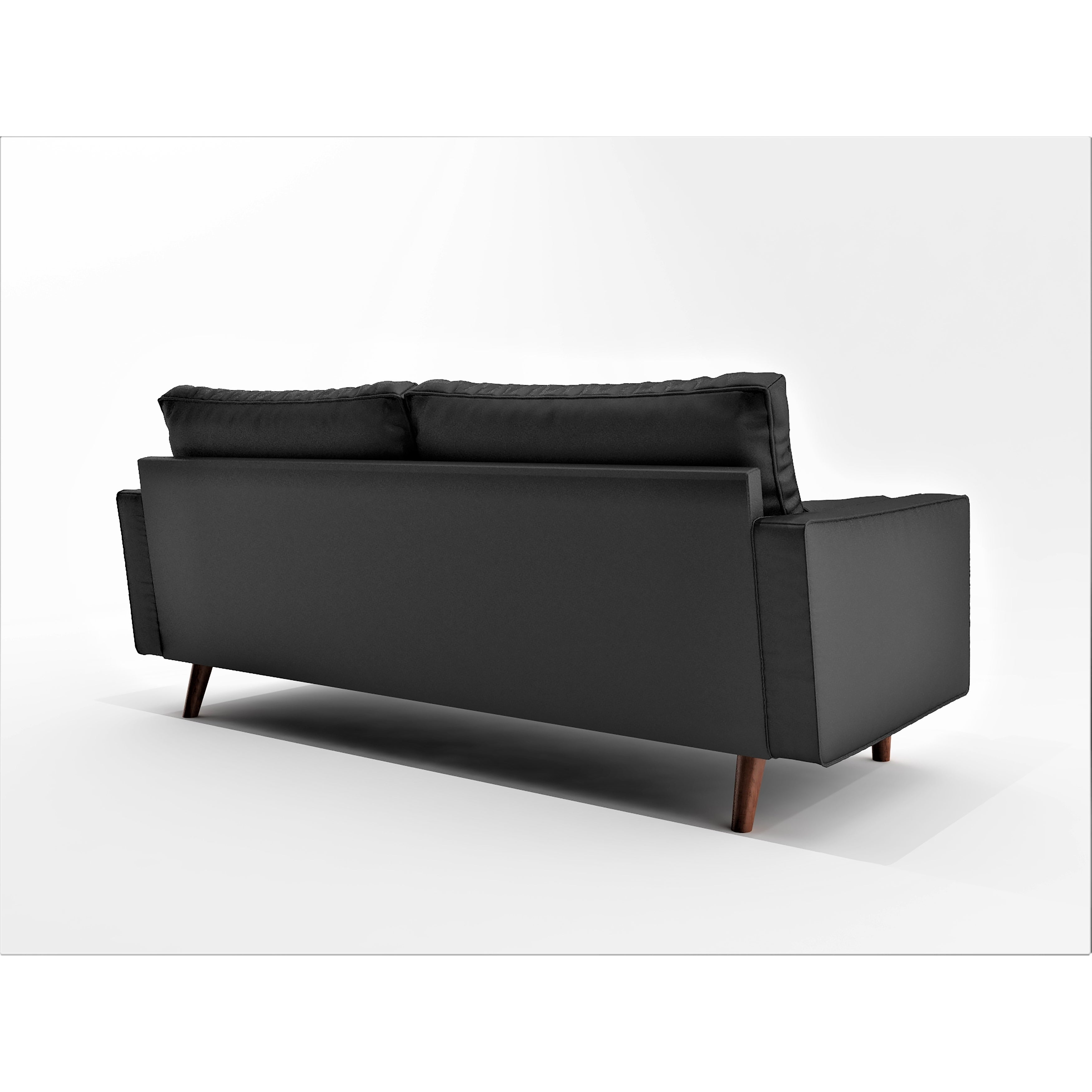 Shop Us Pride Mid Century Modern Sofa Free Shipping Today