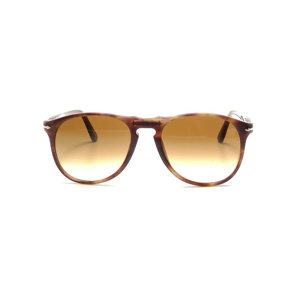 c0eb884d2b Shop Persol PO9649 Men Sunglasses - Tortoise - Ships To Canada - Overstock  - 26036287