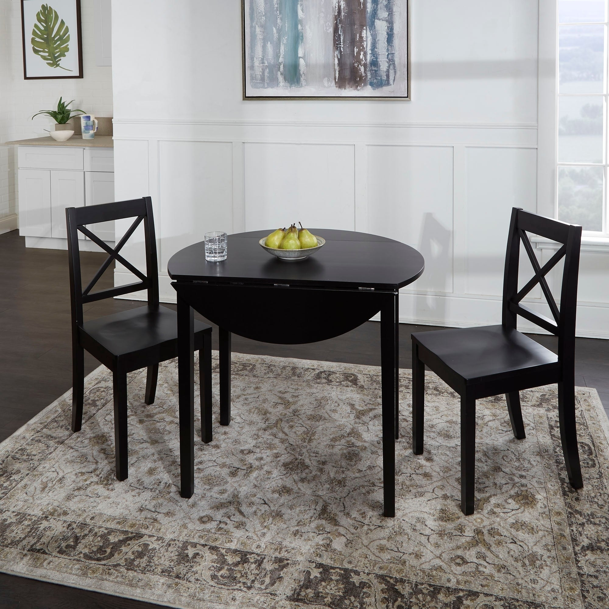 Murphy 3 Piece Drop Leaf Dining Set