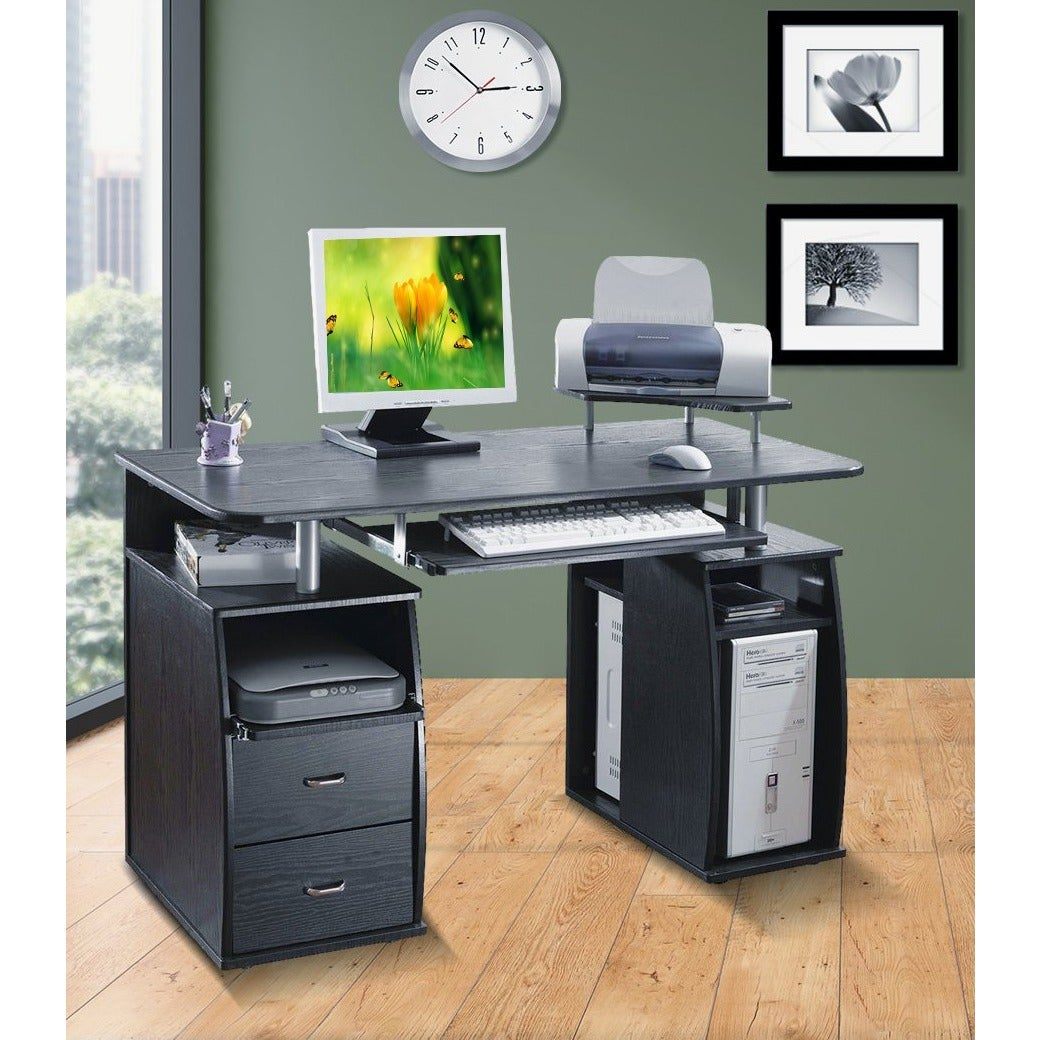 Executive Style Computer Desk Free Shipping Today 10814363