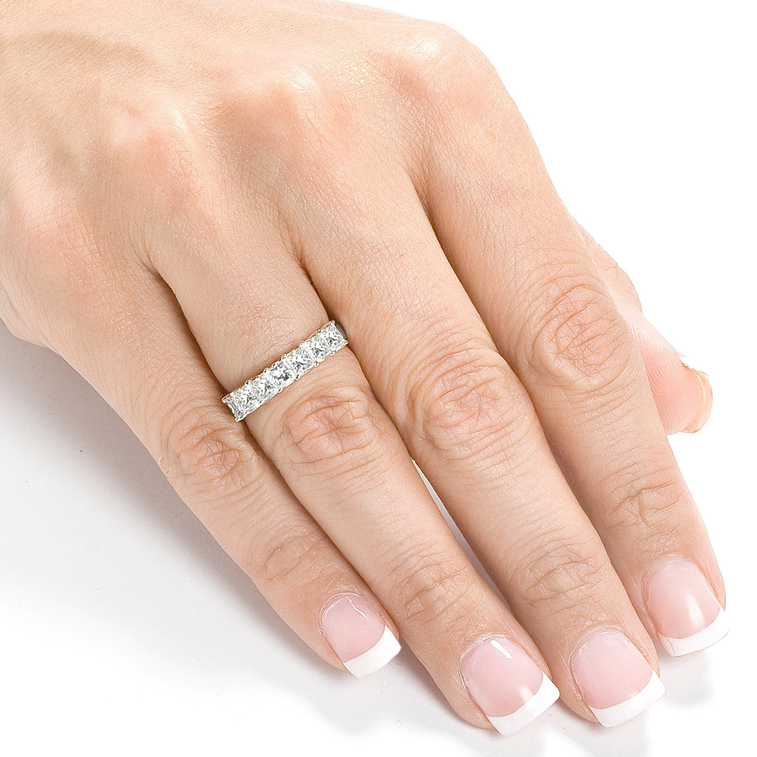 hand engagement yg oval diamond casey lady s ladys slipper white ring melanie products