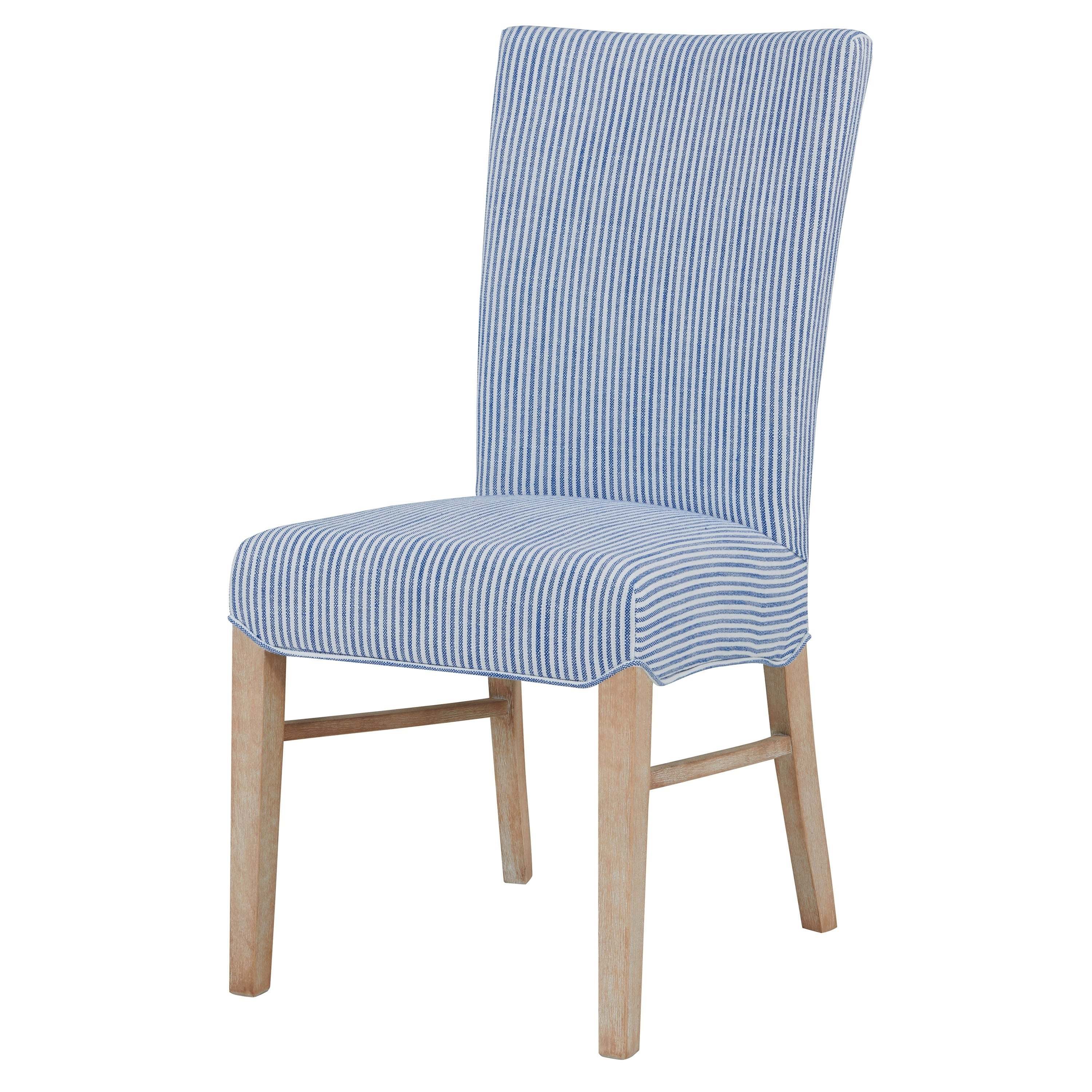 Shop milton fabric chairset of 2 97 viscose 3 linen free shipping today overstock com 26058366