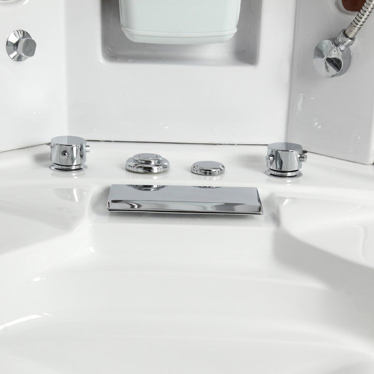 608 Steam Shower with Whirlpool Tub - Free Shipping Today ...