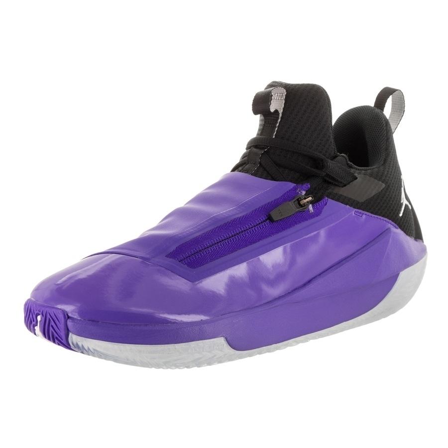 Nike Jordan Jumpman Hustle Pf Zip Mens Basketbakk Shoes Zoom Air Pick 1 Clothing, Shoes & Accessories