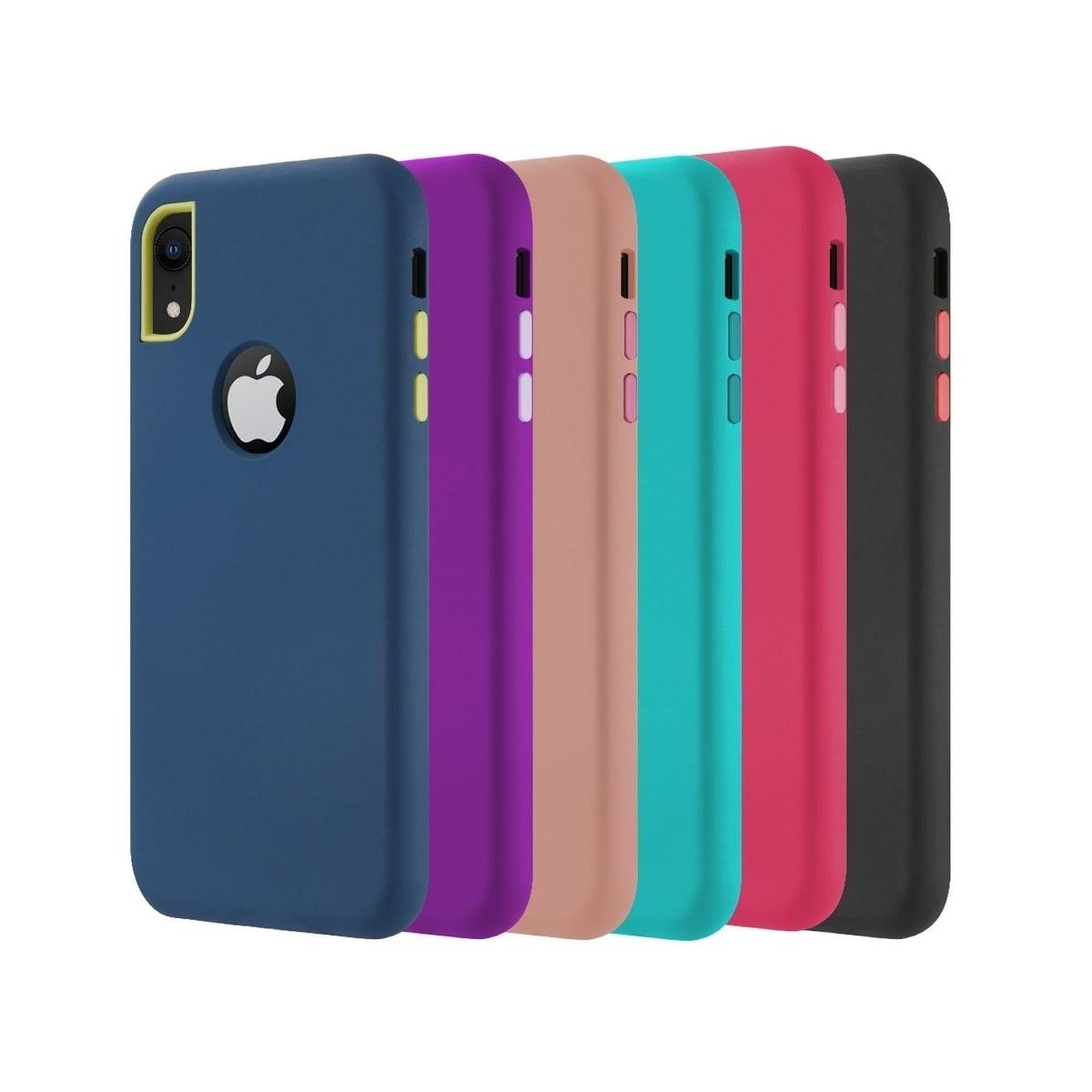 hot pink hard case iphone xr