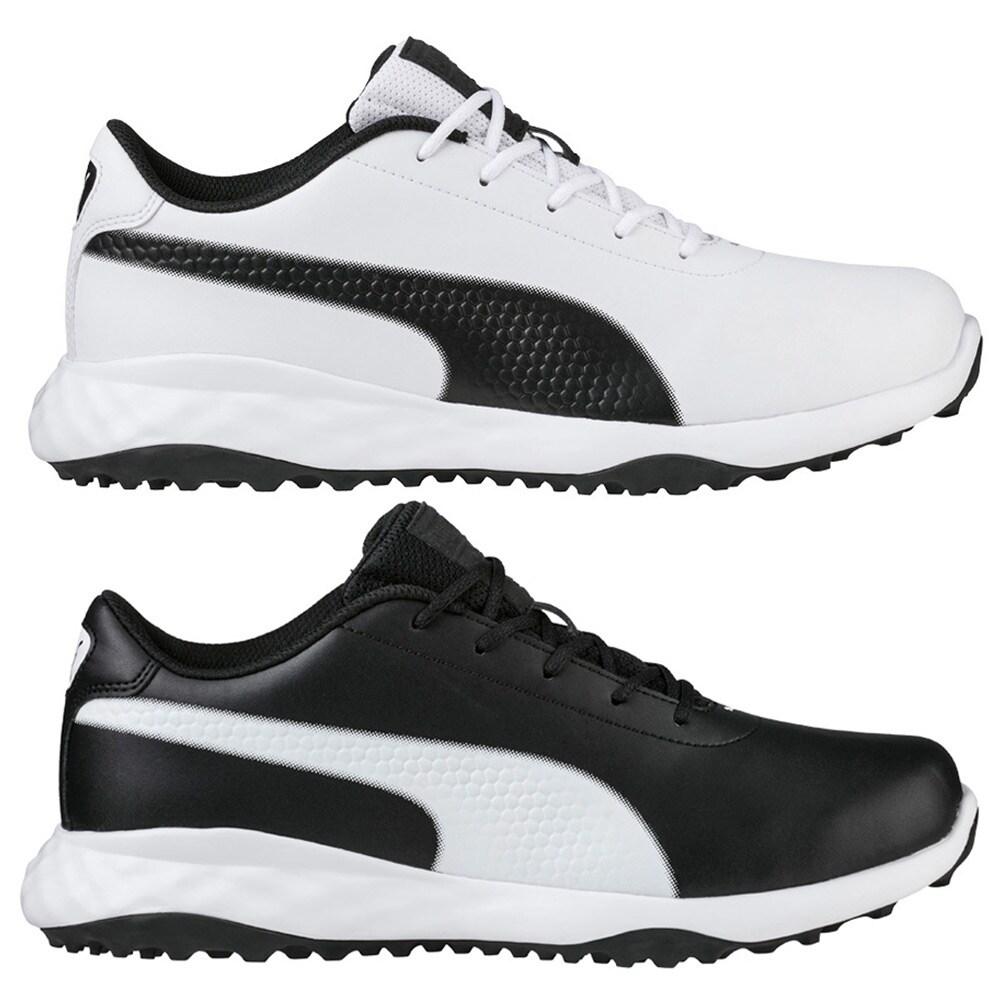 b6964c3705 PUMA Grip Fusion Classic Spikeless Golf Shoes