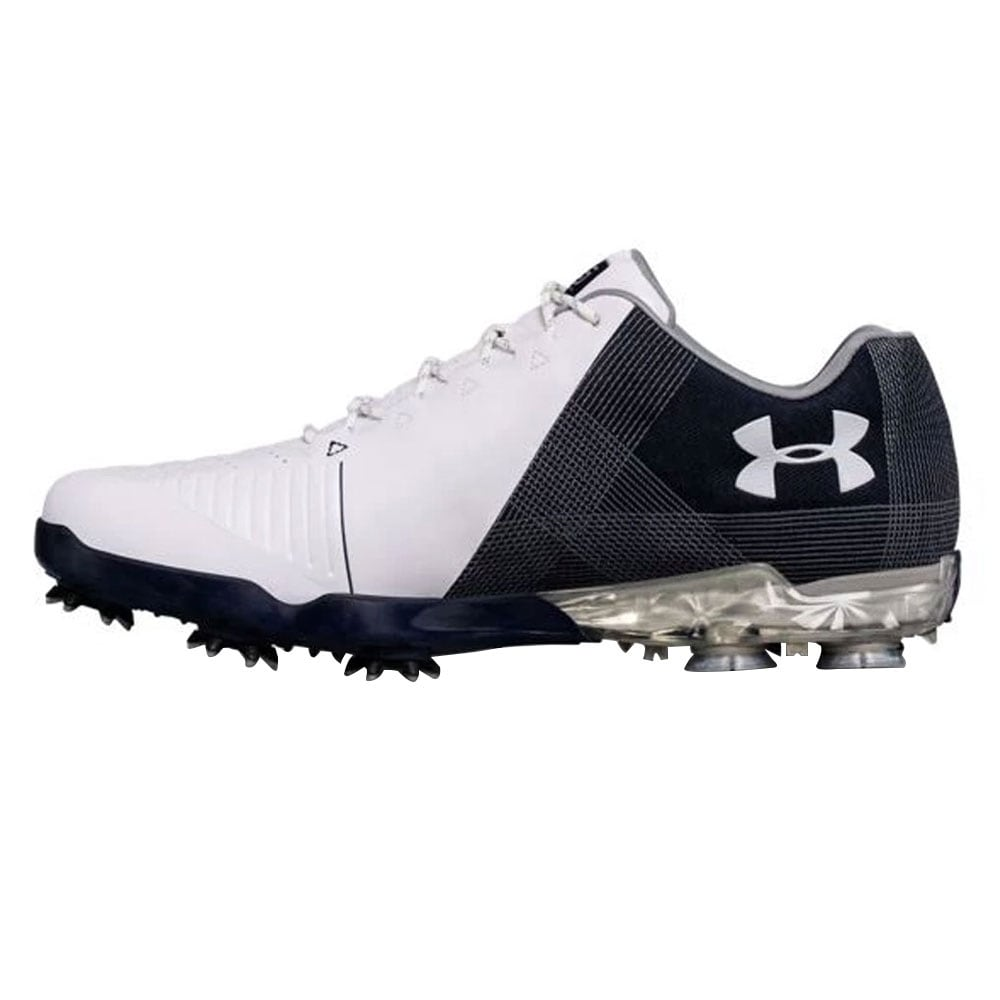 bf9ae280258e51 Shop Under Armour Spieth 2 Golf Shoes - On Sale - Free Shipping Today -  Overstock - 26414694