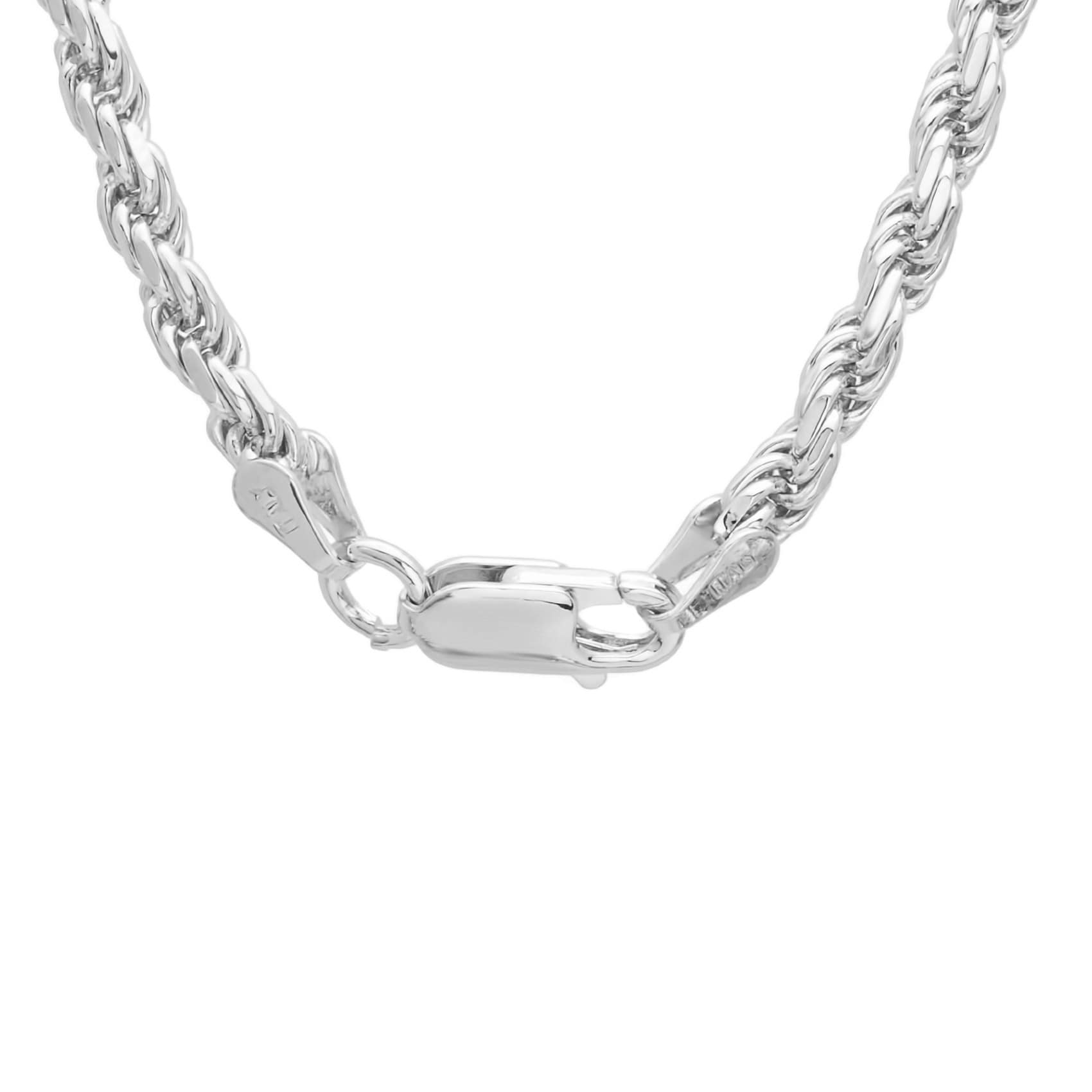 walmart italian box com necklace sterling ip chain silver diagonal jewellery