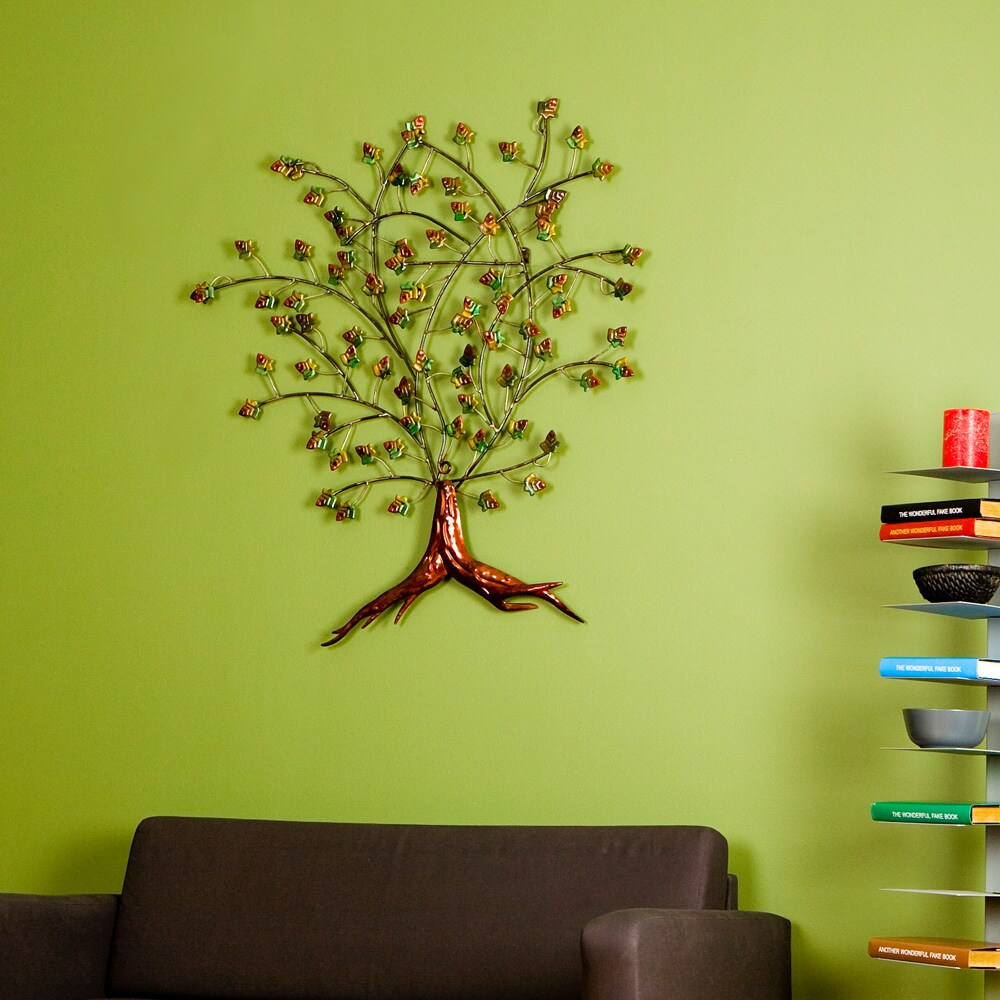 Shop Harper Blvd Autumn Tree Wall Art - Free Shipping Today ...