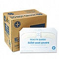 Health Gards Toilet Seat Covers - 250 covers per pack  (20 packs/carton)