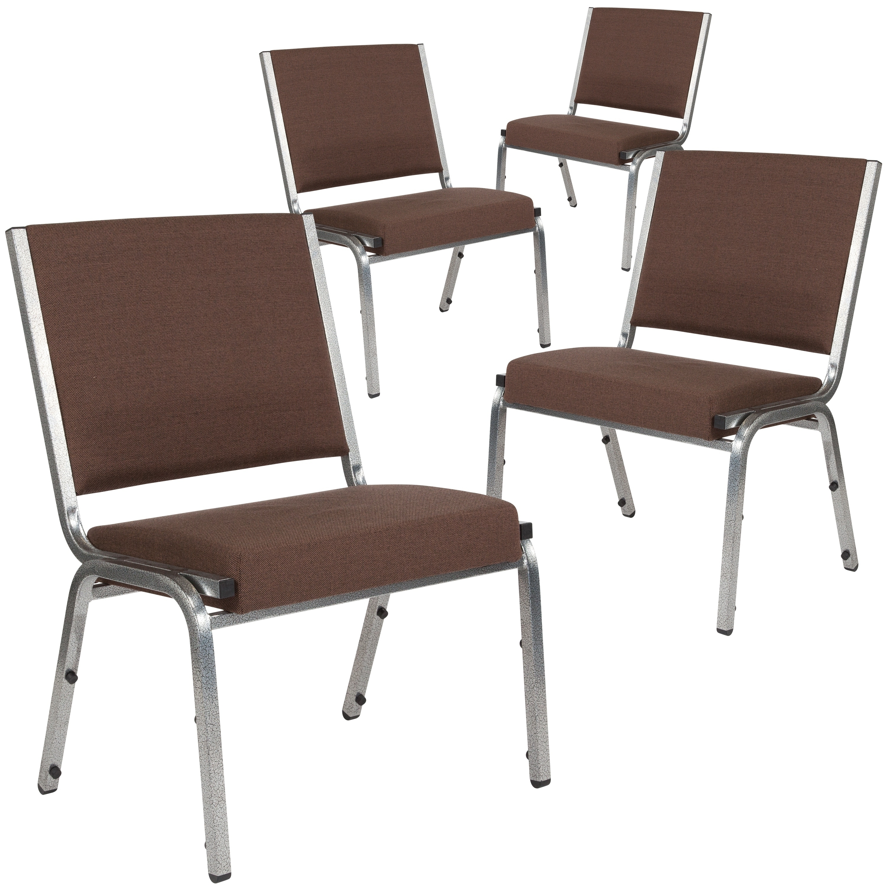 Rated Antimicrobial Bariatric Chair  sc 1 st  Overstock.com & Shop 4 Pk. HERCULES Series 1500 lb. Rated Antimicrobial Bariatric ...