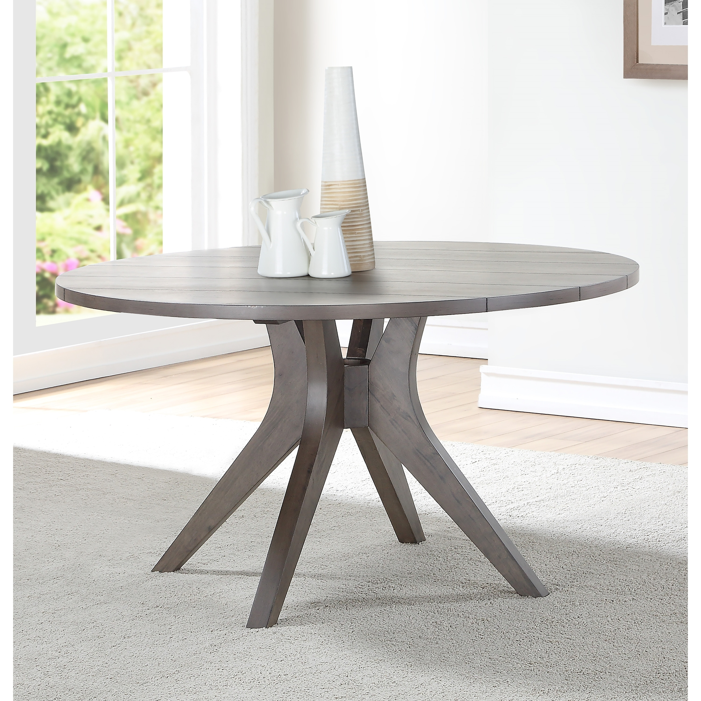 The Gray Barn Abernathy Modern Round Dining Set