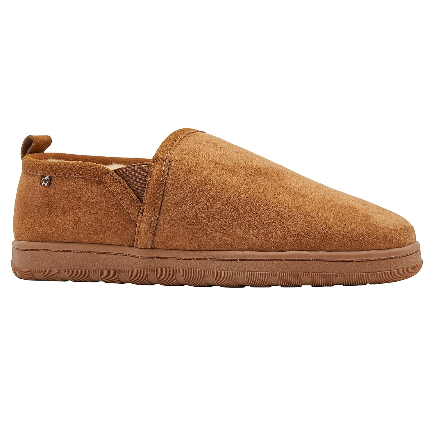 9e2fc5ba883daf Shop Lamo Mens Chestnut Doubleface Romeo Slipper - Free Shipping Today -  Overstock - 27126250