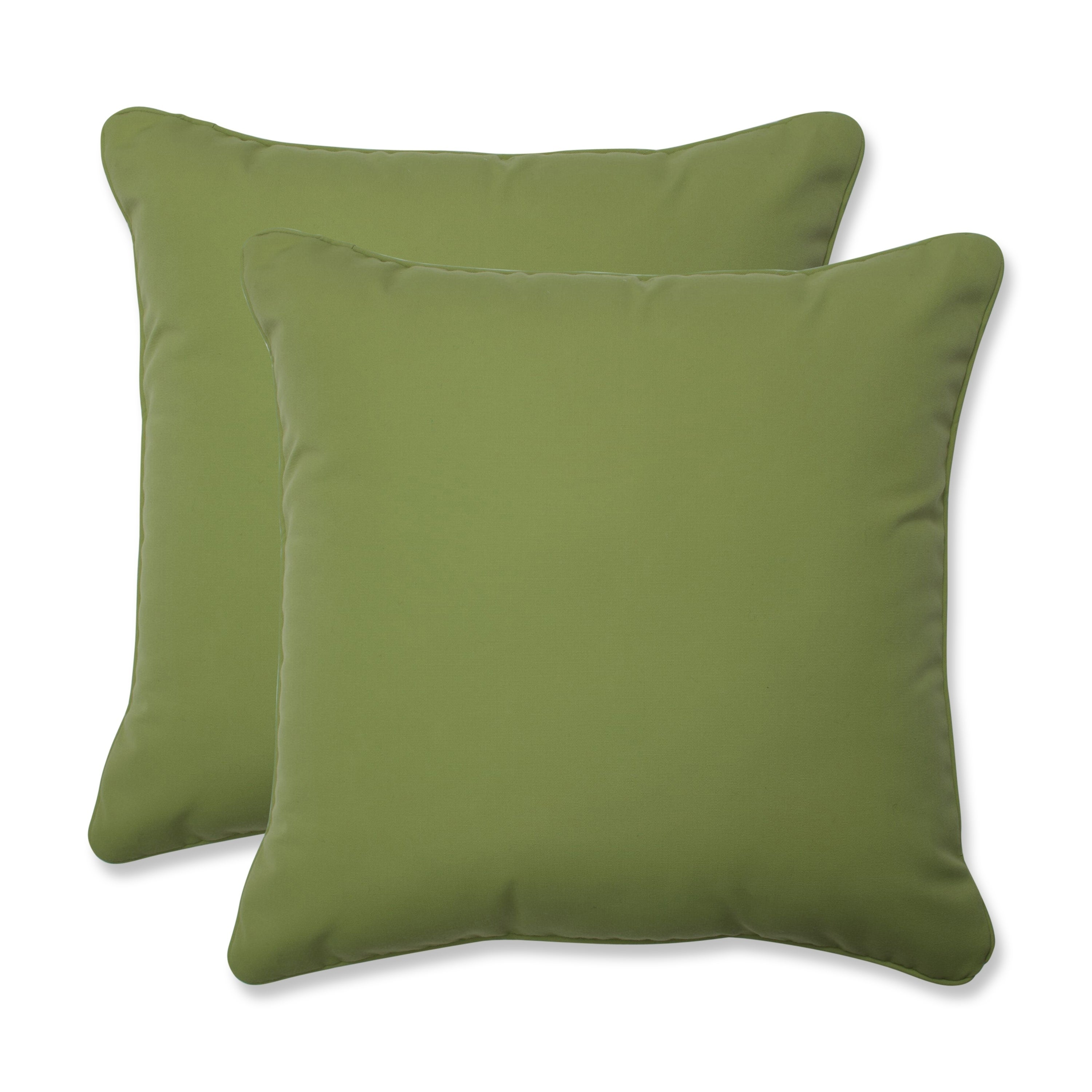 Shop Colefax Pesto 185 Inch Throw Pillow Set Of 2 Free Shipping