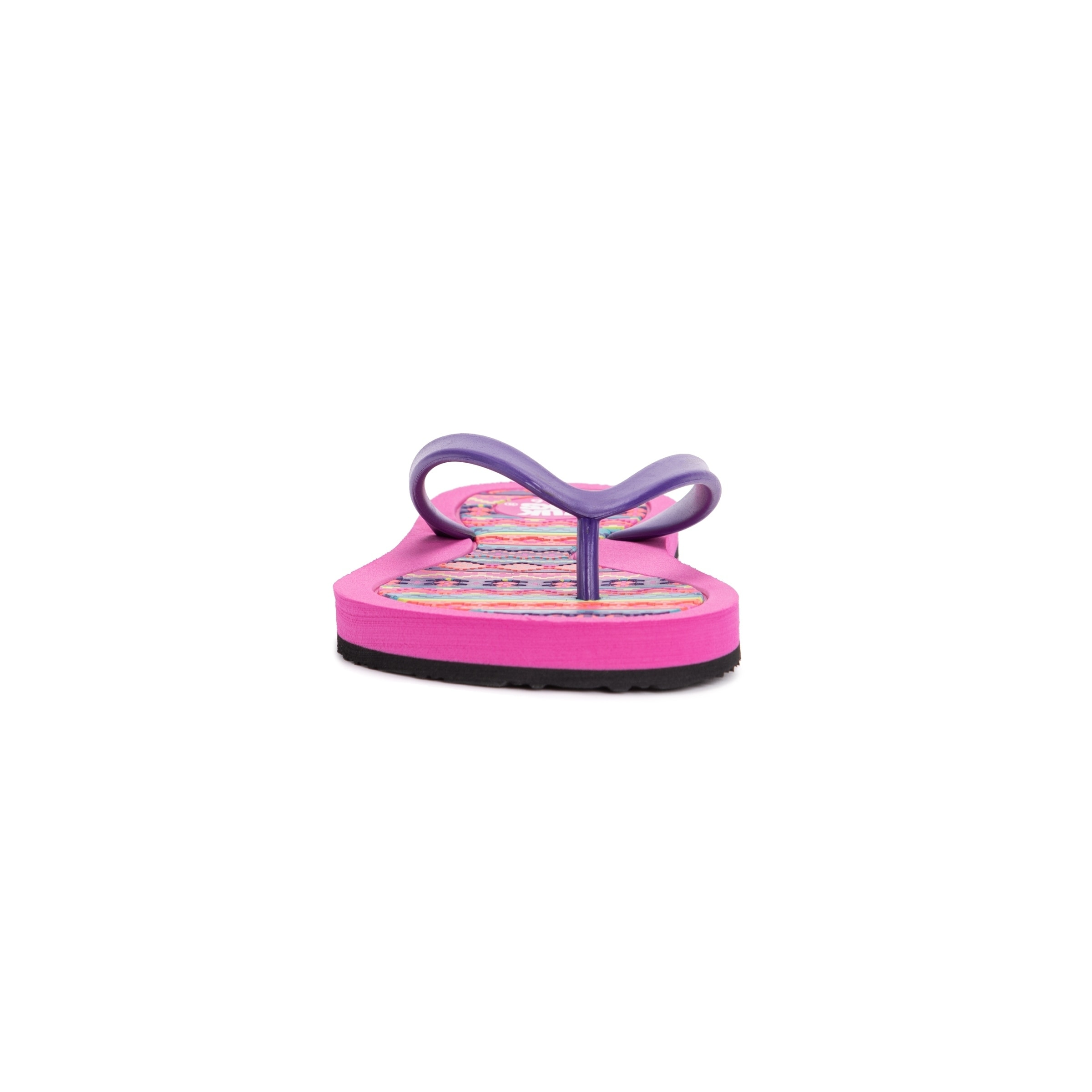 0bf45fa6988e Shop MUK LUKS® Women s Peri Flip Flops - Free Shipping On Orders Over  45 -  Overstock - 27277917