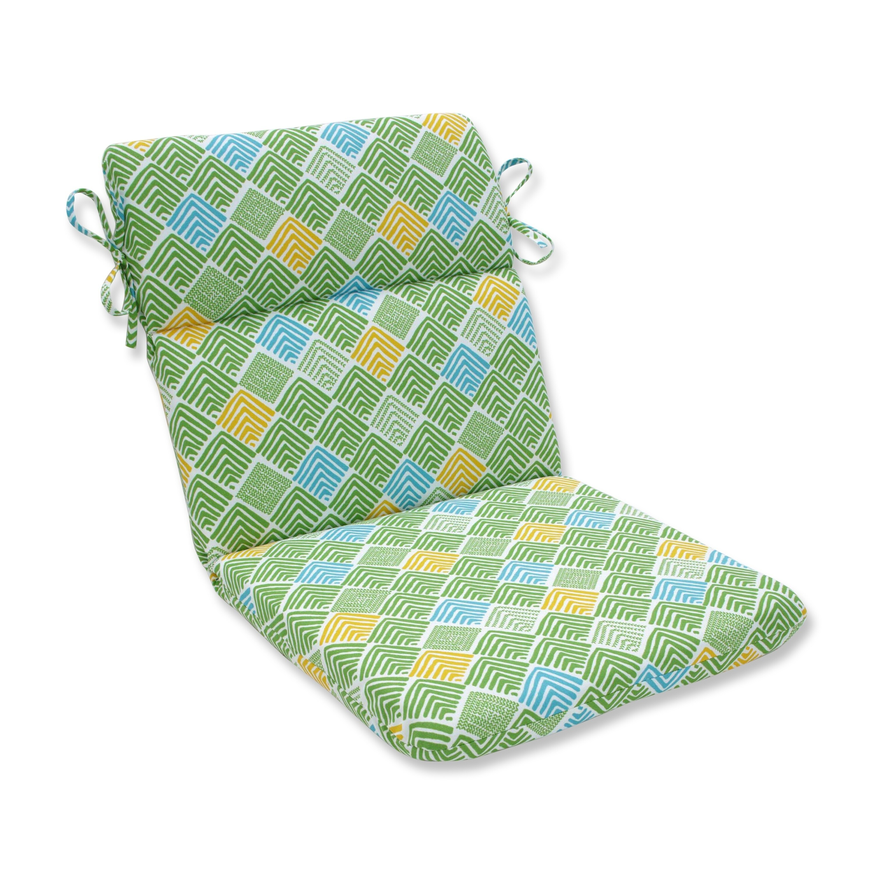 Shop Belk Seaglass Rounded Corners Chair Cushion   On Sale   Free Shipping  Today   Overstock   27283605