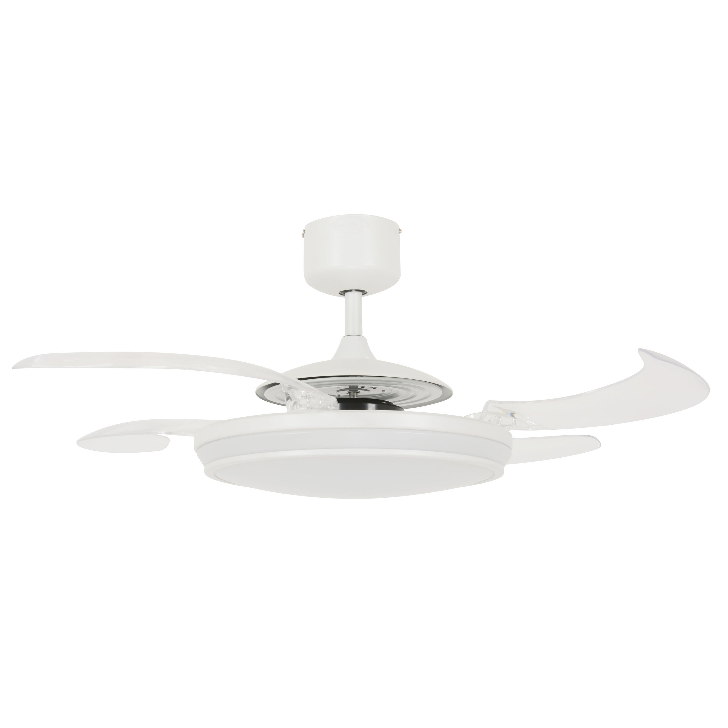 Shop Fanaway Evo1 LED Lighting with Remote Ceiling Fan - Free ...