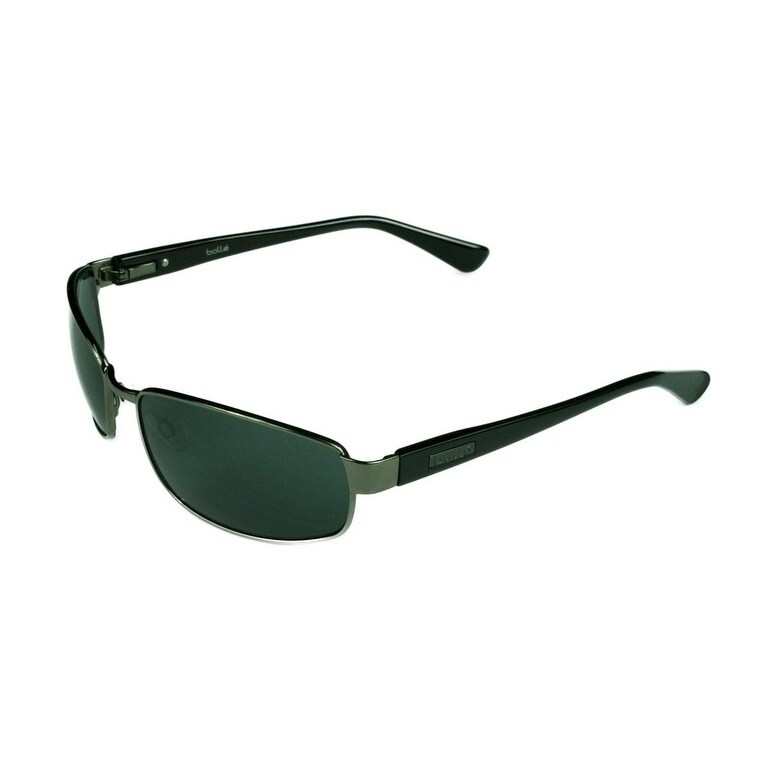 Bolle Gunmetal Sunglasses Tns Delancey Silver Lens Mens 11301 Shiny W vO8n0ymNw