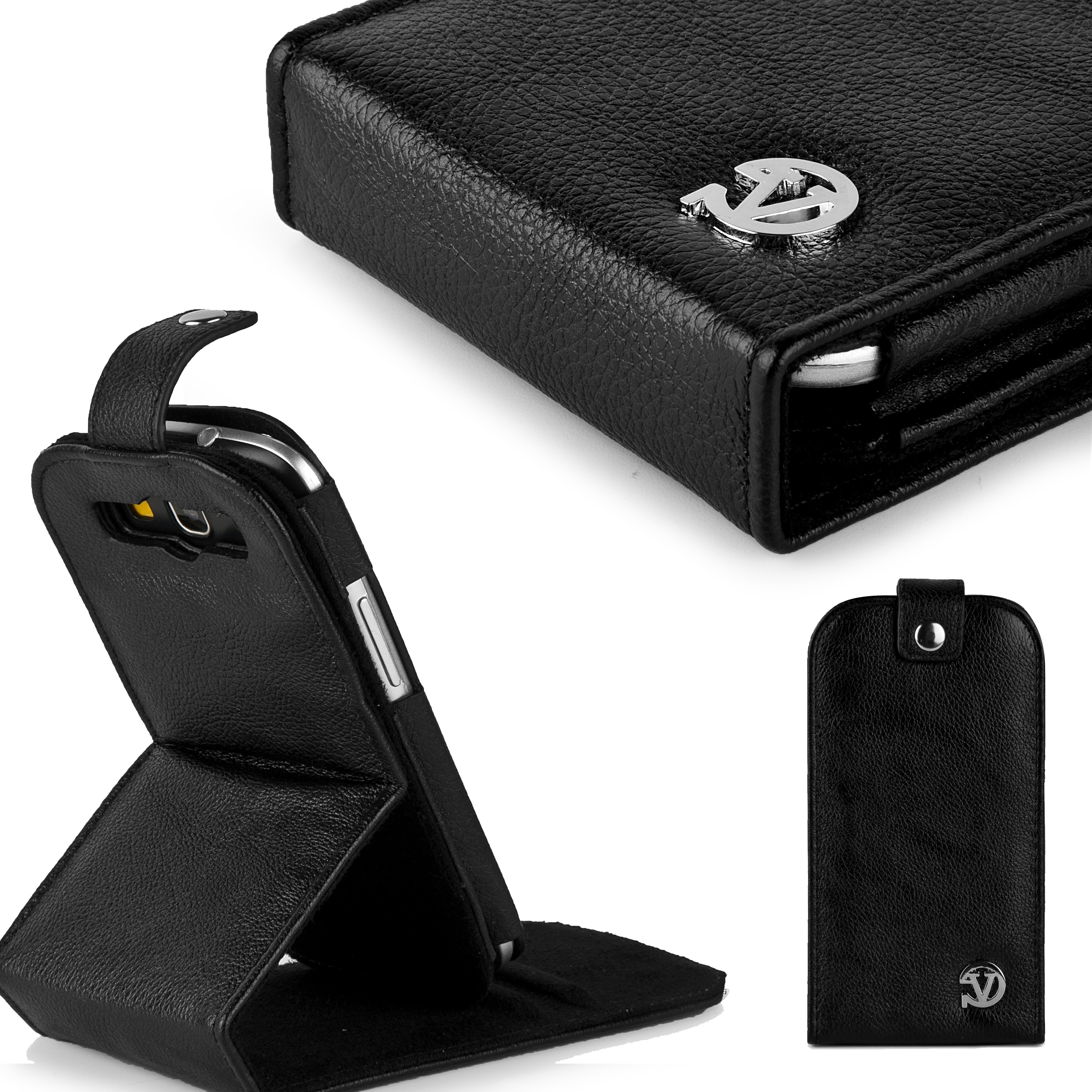 official photos 2de07 283ee Leather Wallet Case Specifically For the Samsung Galaxy S3