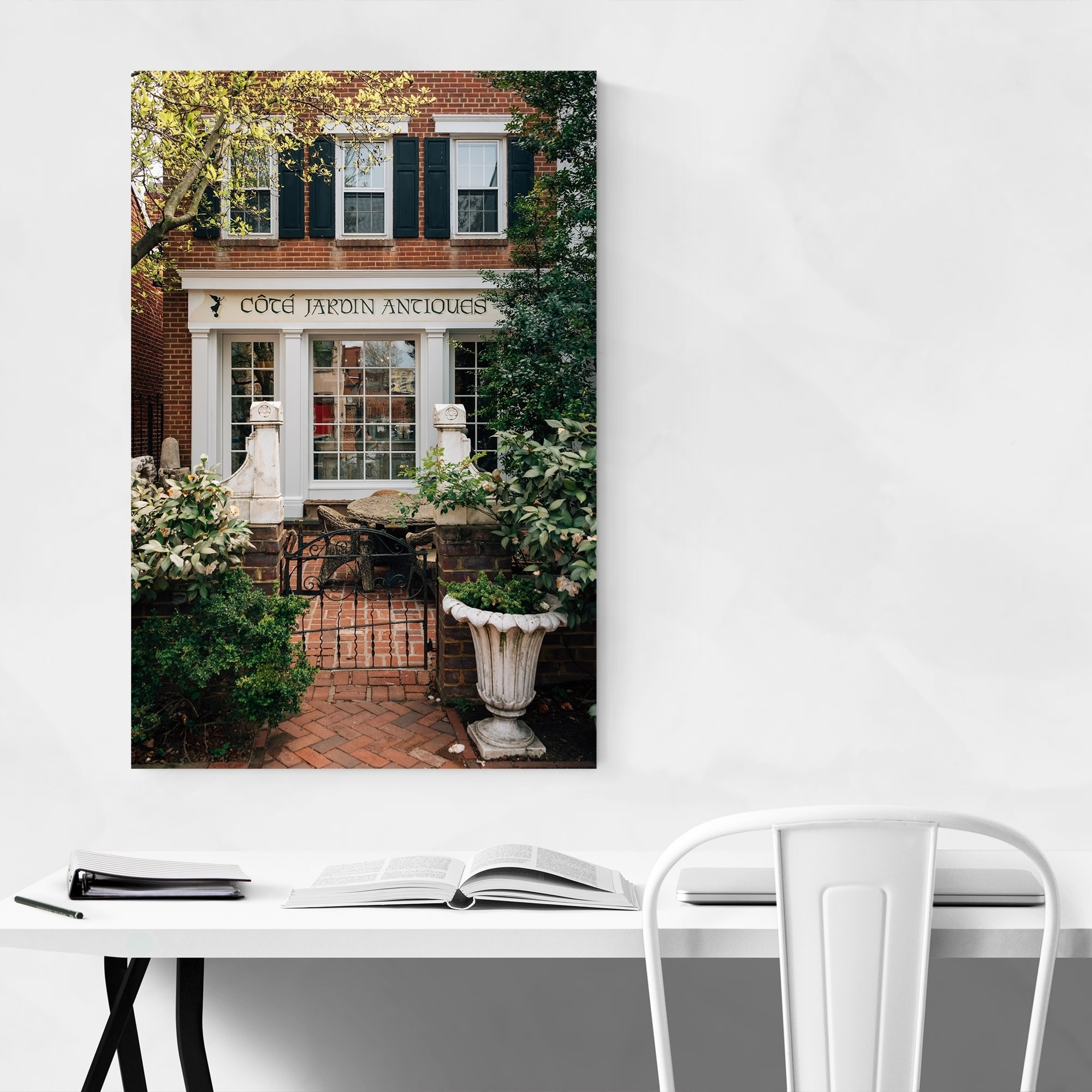 Shop Jon Bilous \'Cote Jardin Antiques\' Washington DC Urban ...