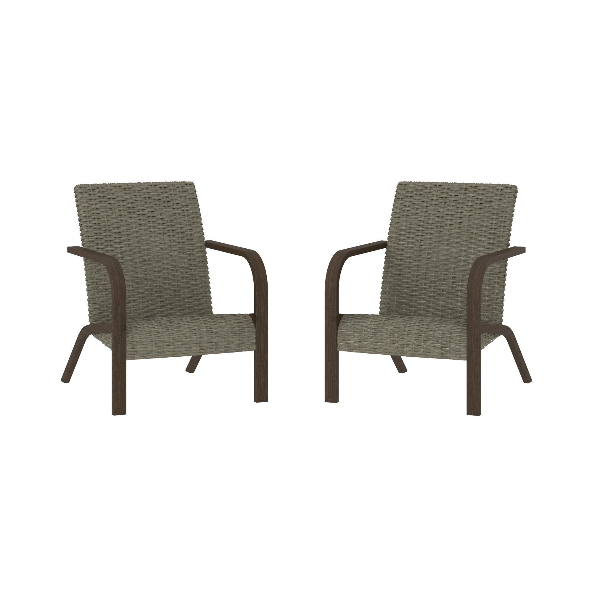 Swell Cosco Outdoor Furniture Villa Park Smartwick Patio Conversation Set 4 Piece Set Download Free Architecture Designs Barepgrimeyleaguecom
