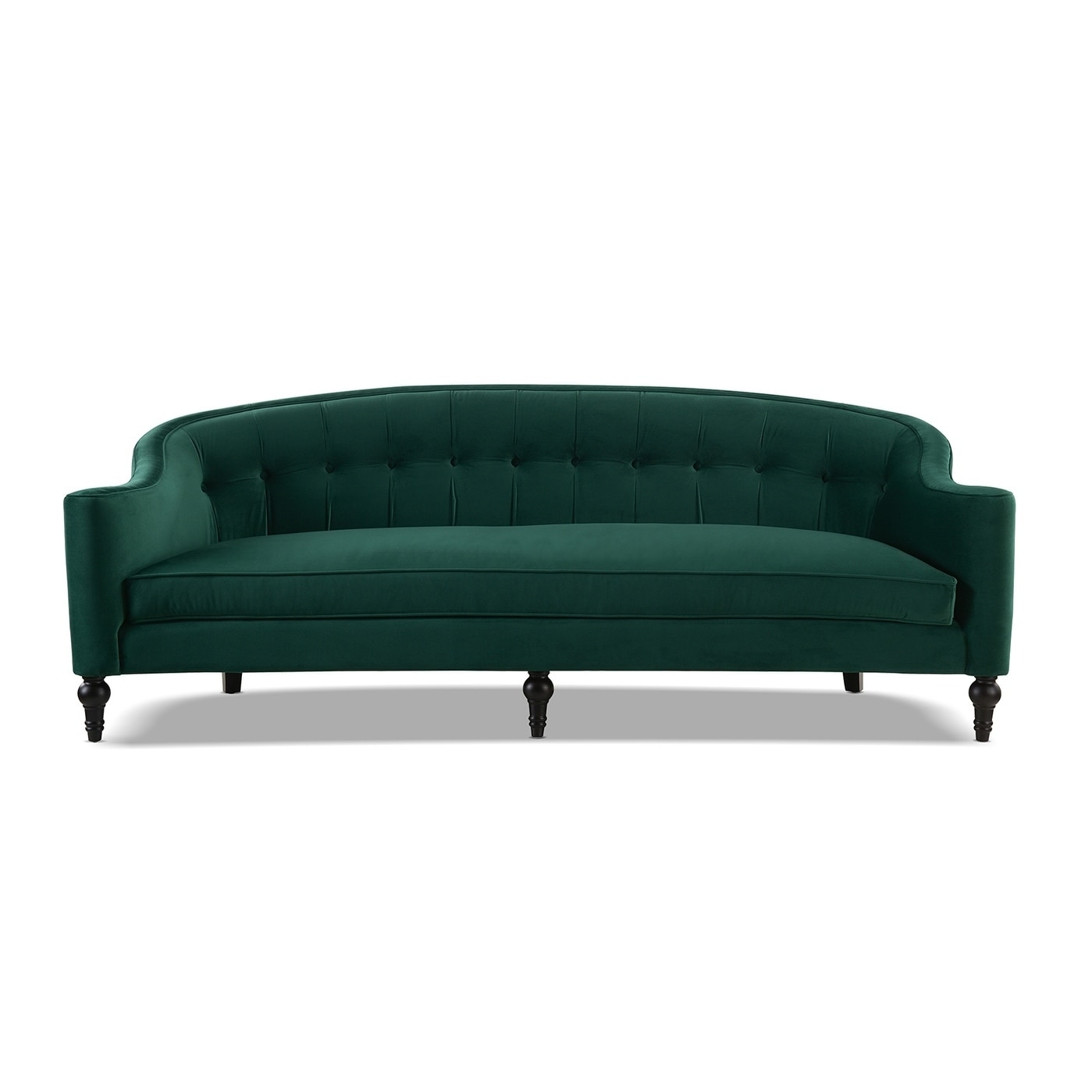 Curved Back Sofa Bed Infiniti Curve Back Sofa Reviews Crate