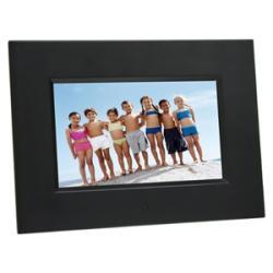 Shop Sunpak 102 Inch Black Digital Photo Frame Free Shipping