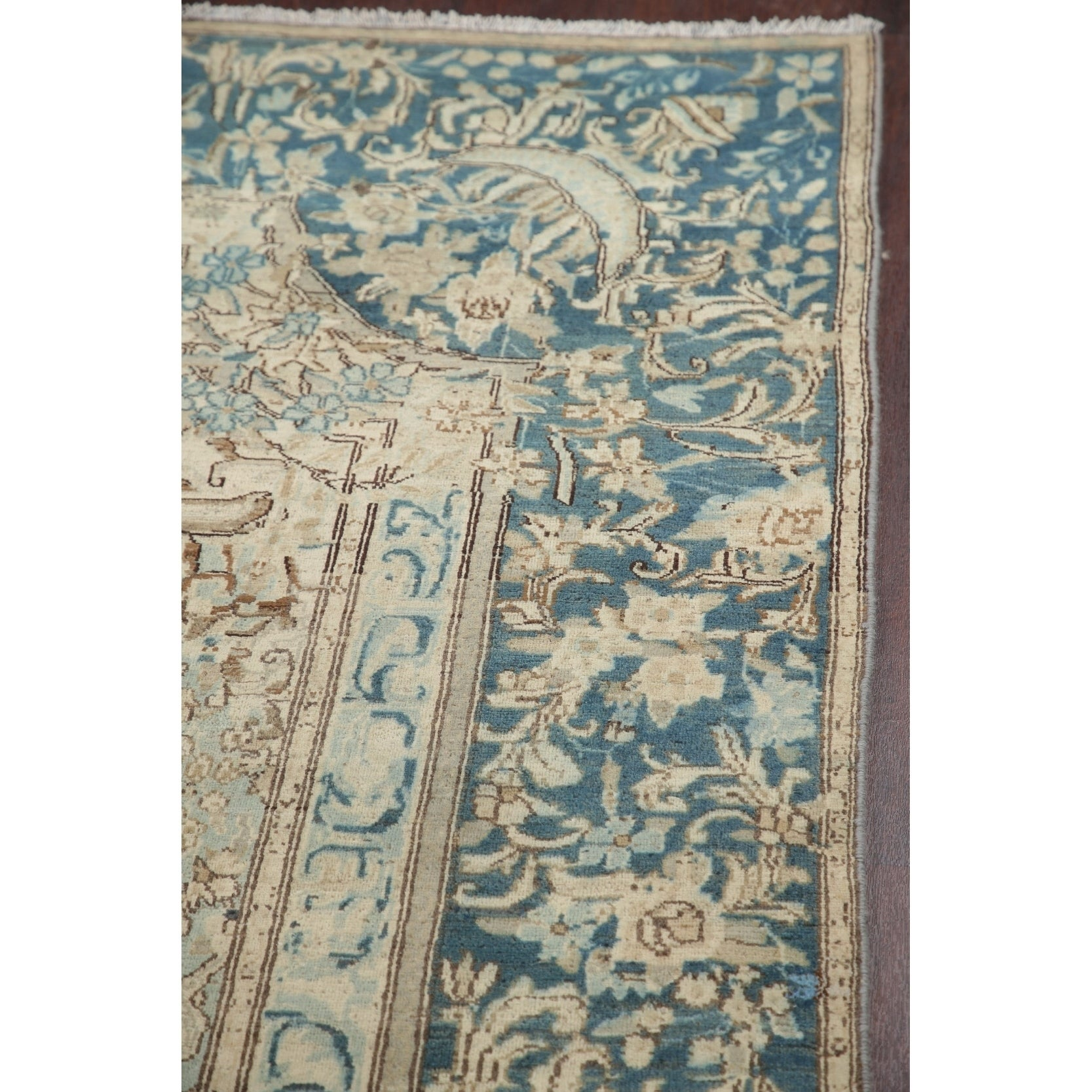 Antique Washed-out Color Muted Persian Area Rug Distressed Oriental Carpet 9x13 Outstanding Features Rugs & Carpets