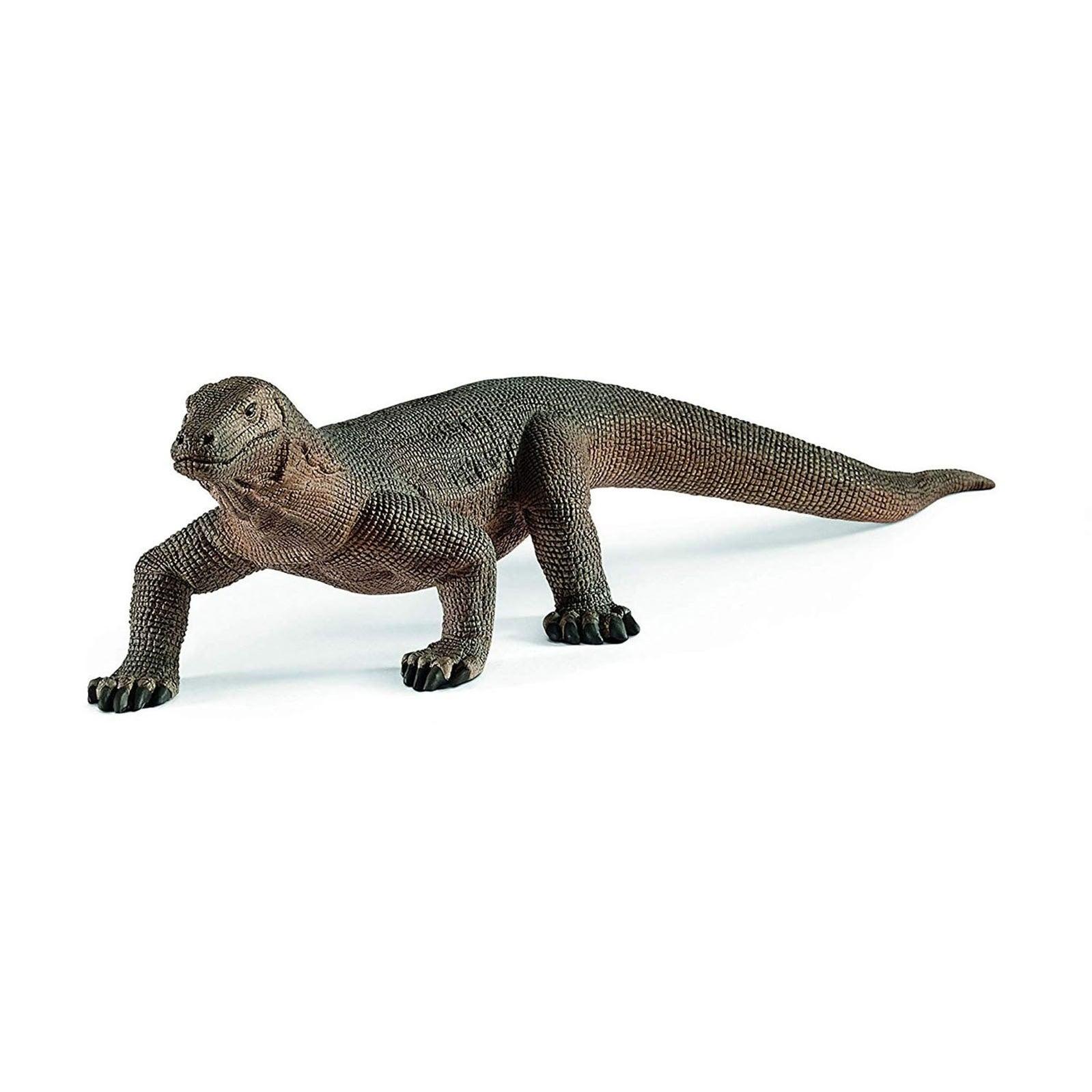 Schleich Wild Life Komodo Dragon Toy Animal Figure
