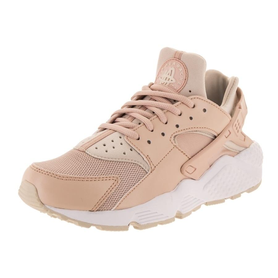 209f131d0cdaa Shop Nike Women s Air Huarache Run Running Shoe - Free Shipping Today -  Overstock - 28045916