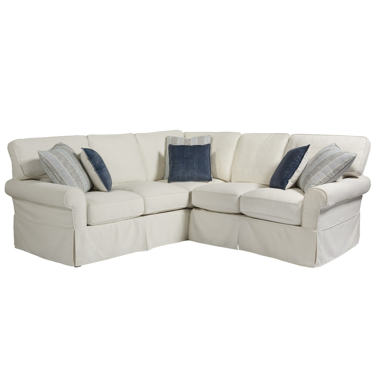 Ventura 5 Seat Sectional Sofa - Multiple Colors